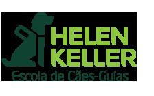 logo Helen Keller Escola de Cães-Guias